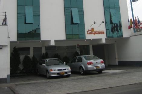 Hotel Los Tulipanes