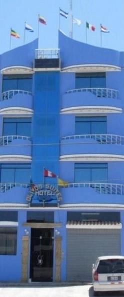 Hotel Los Olivos Suites