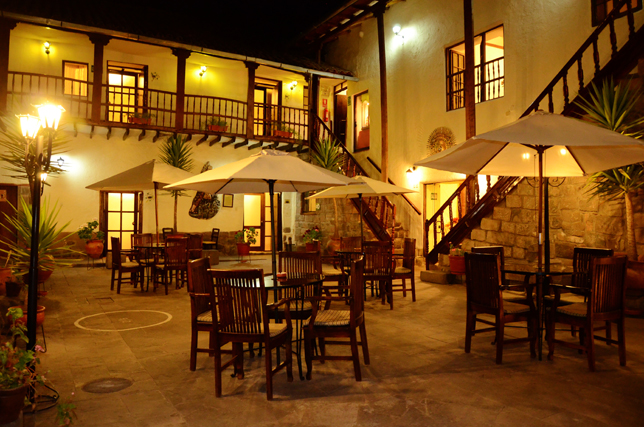 Hotel_Unaytambo