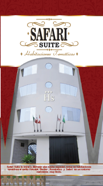 Hotel Safari Suite