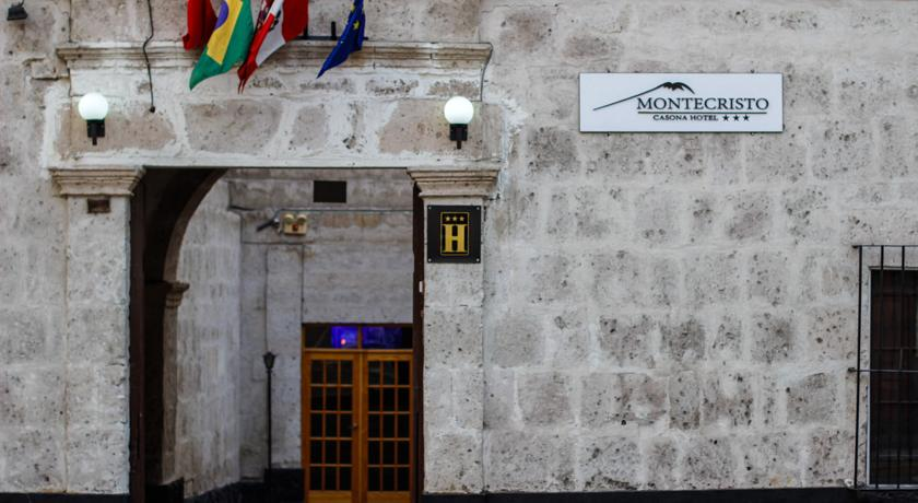 Montecristo Casona Hotel