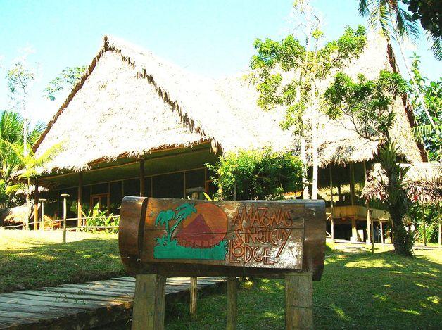 Albergue Amazonas Sinchicuy