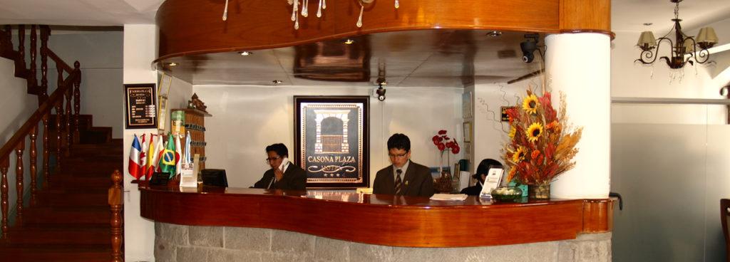 Hotel Casona Plaza Puno