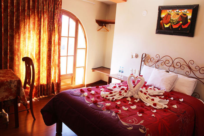 Hotel Quechuas Inka Palace