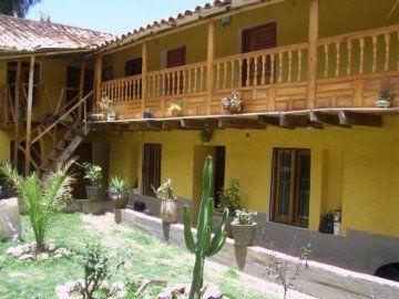 Hostal El Mirador Del Inka