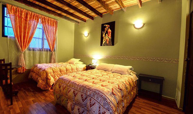 Yabar Hotel Cusco Suite