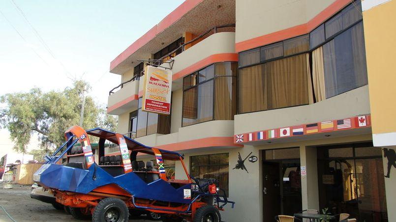 Hotel Huacachina Sunset