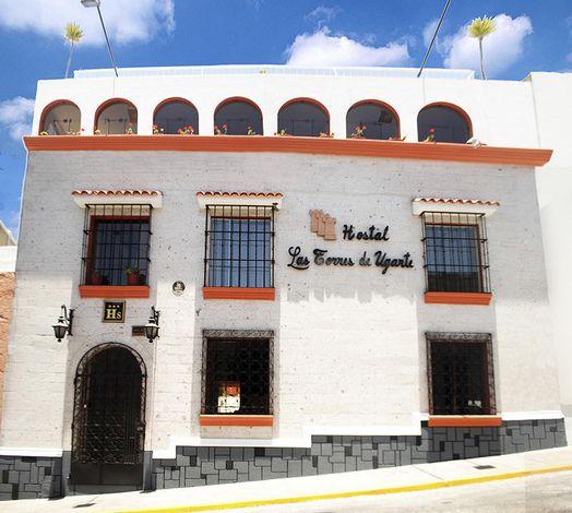 Hotel Las Torres de Ugarte