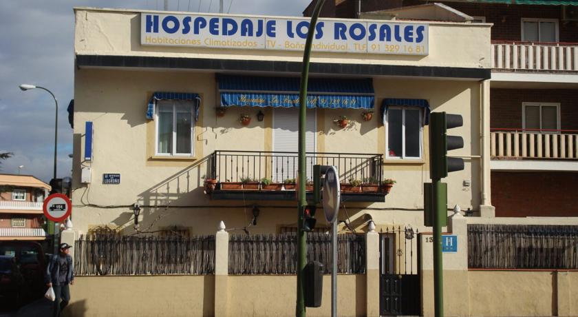 Hospedaje Los Rosales