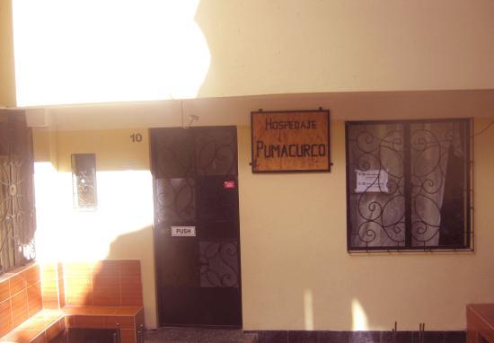 Hospedaje Pumacurco