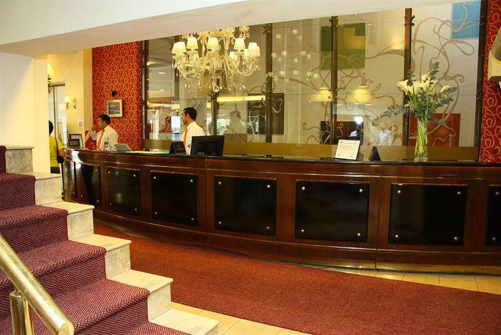 Swiss Hotel Metropol