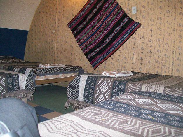 Alojamiento El Chasqui