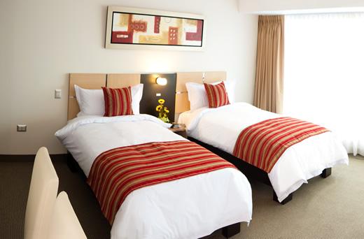 Hotel Allpa Hotel & Suites