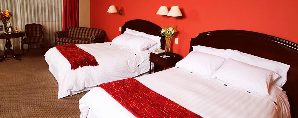 Hotel Suites Plaza Las Flores