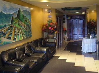 Hotel Los Cisnes de Marsano