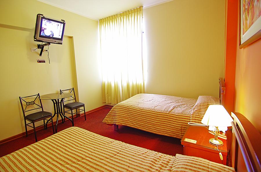 Hotel Sierra Dorada