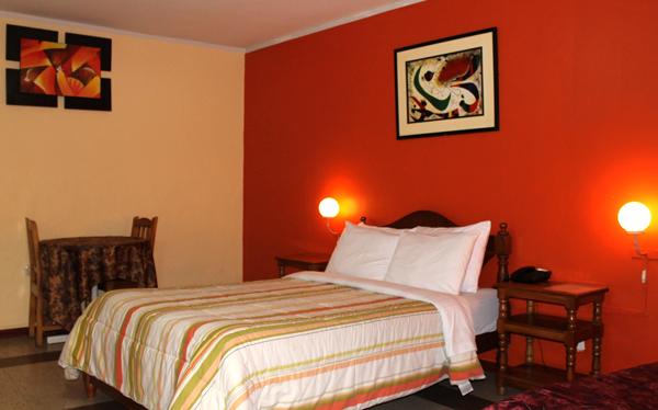 Hotel Maria Aguilar