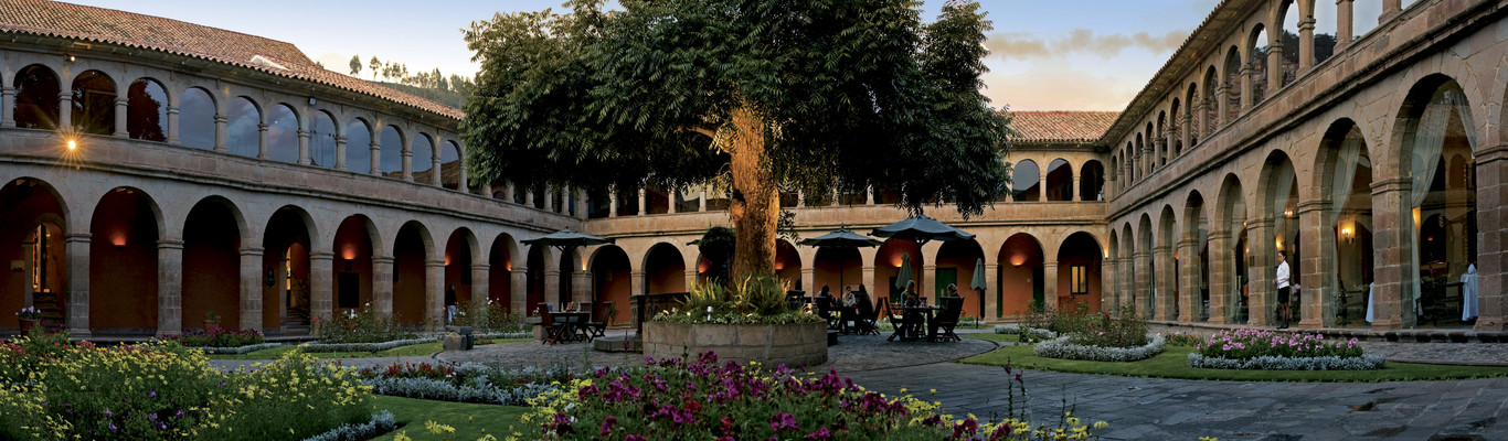 Hotel Belmond Monasterio