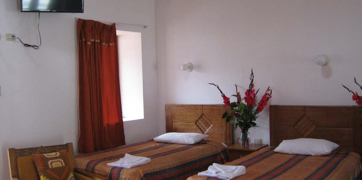 Hotel Casa San Pedro