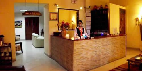 Hotel Casona del Inca