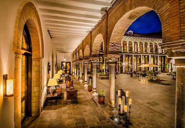Hotel JW Marriott El Convento Cusco