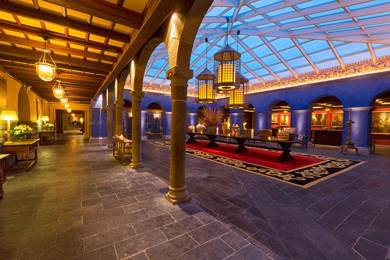 Hotel Libertador Palacio Del Inka