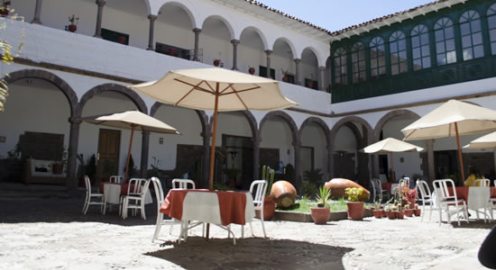Hotel Garcilaso II