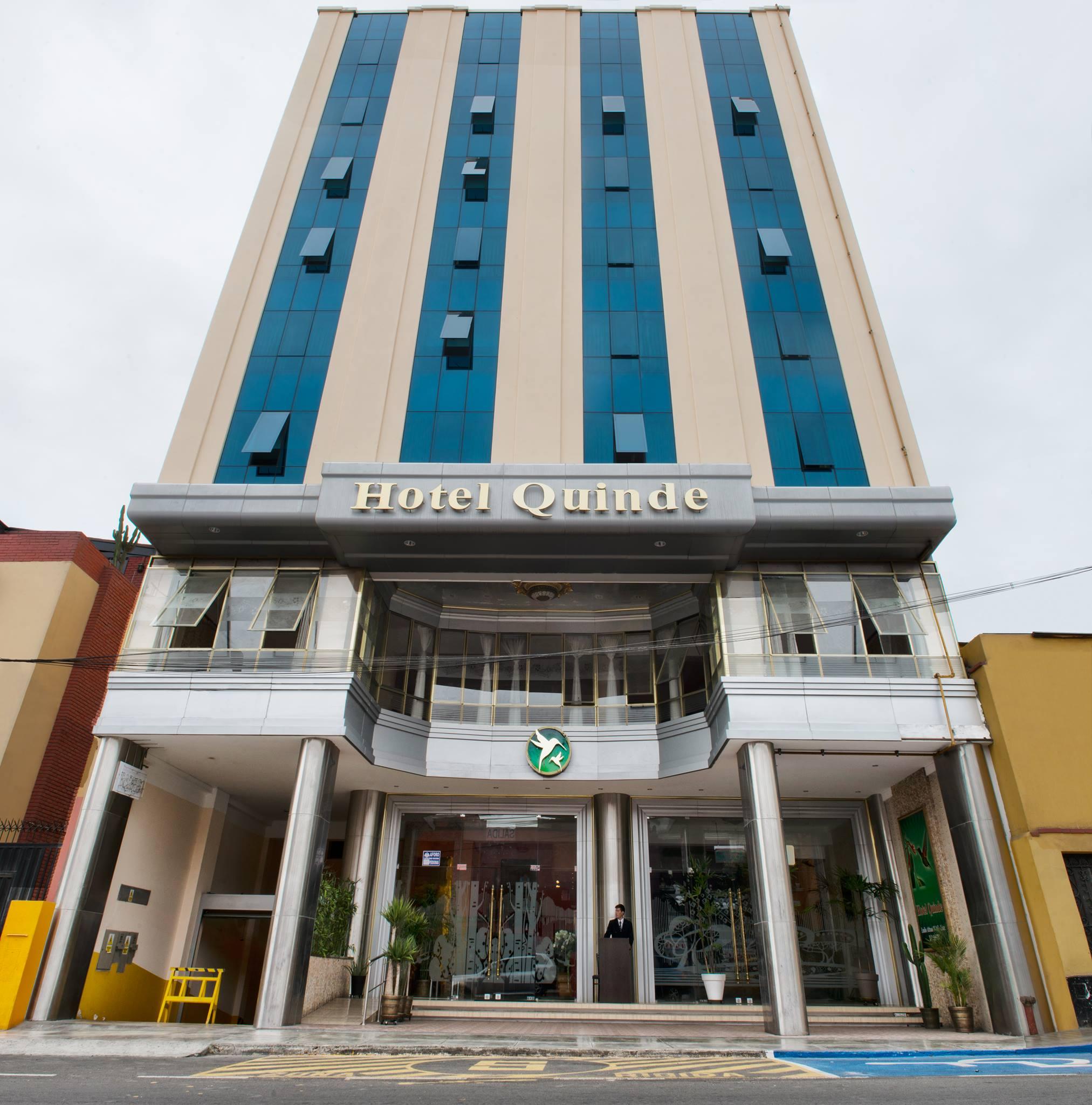 Hotel Quinde