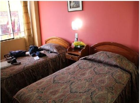 Hotel Sol de Oro – Apurimac