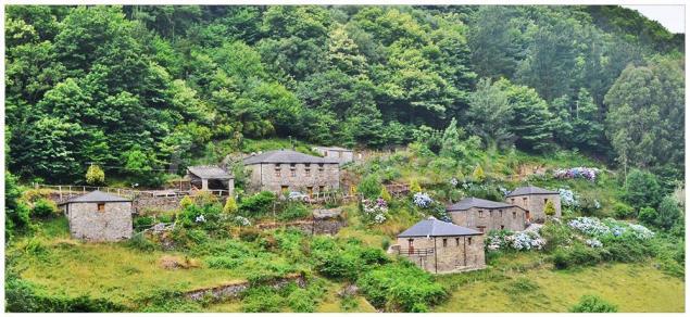 Casas Rurales Teixois
