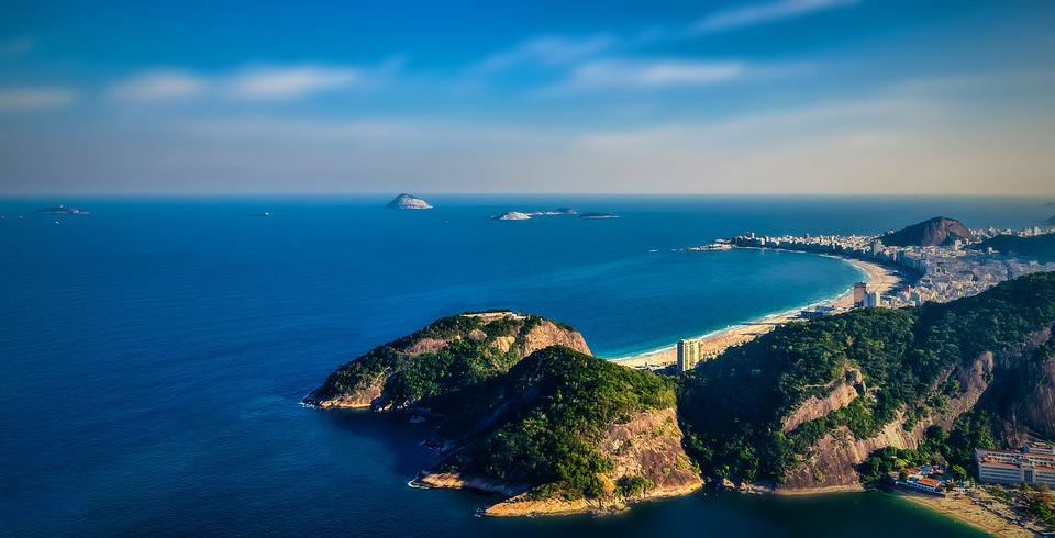 litoral de brasil