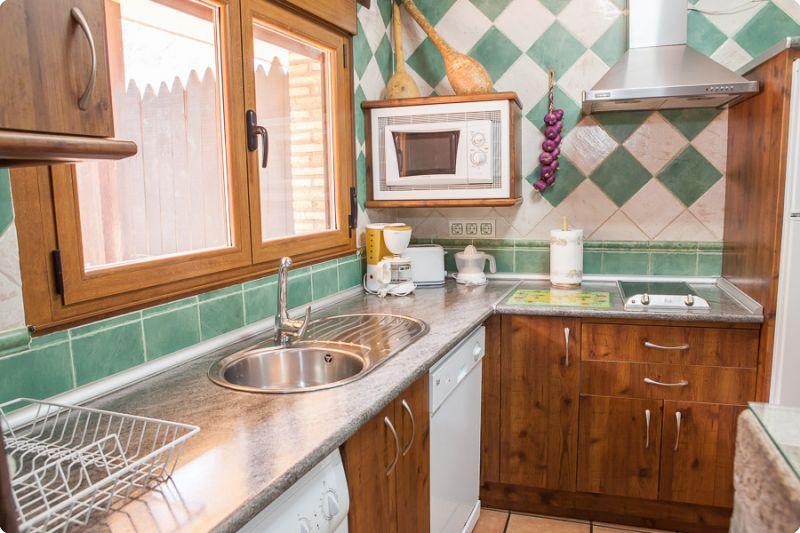Casa Roble cocina