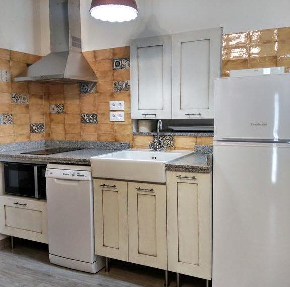 Apartamento rural Avellano9