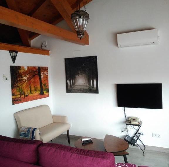 Apartamento rural Castaño4
