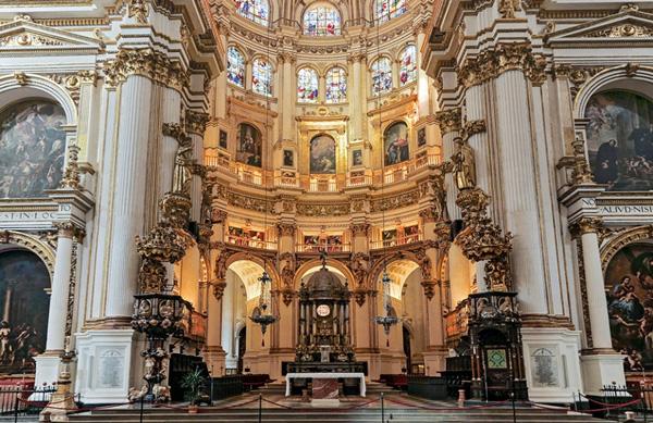 mejores catedrales españolas para visitar