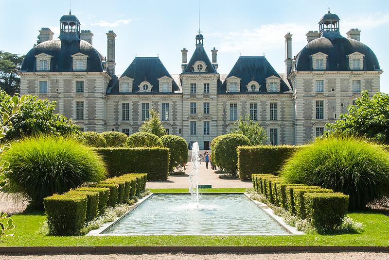 Ruta castillos del Loira cheverny