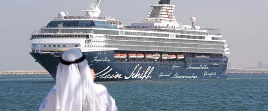 Cruceros para Dubai