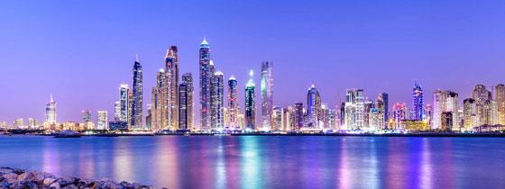 Excursiones en Dubai para cruceros