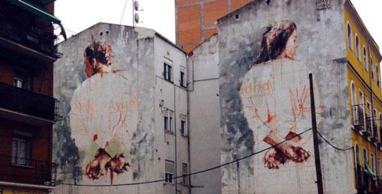 el Arte urbano de Madrid