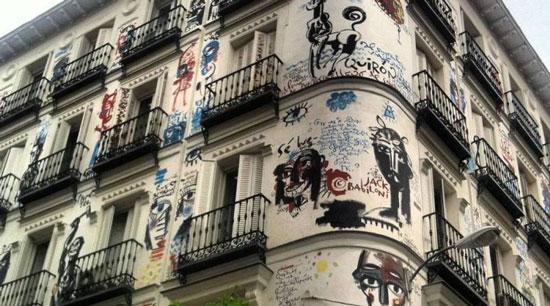 turismo urbano en Madrid