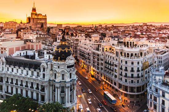 Viajando por el arte urbano en Madrid