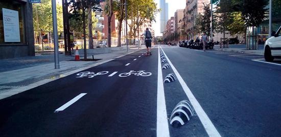 Conocer Barcelona en Bicicleta