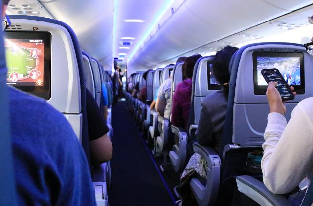 Series para ver en el Avión en un viaje largo