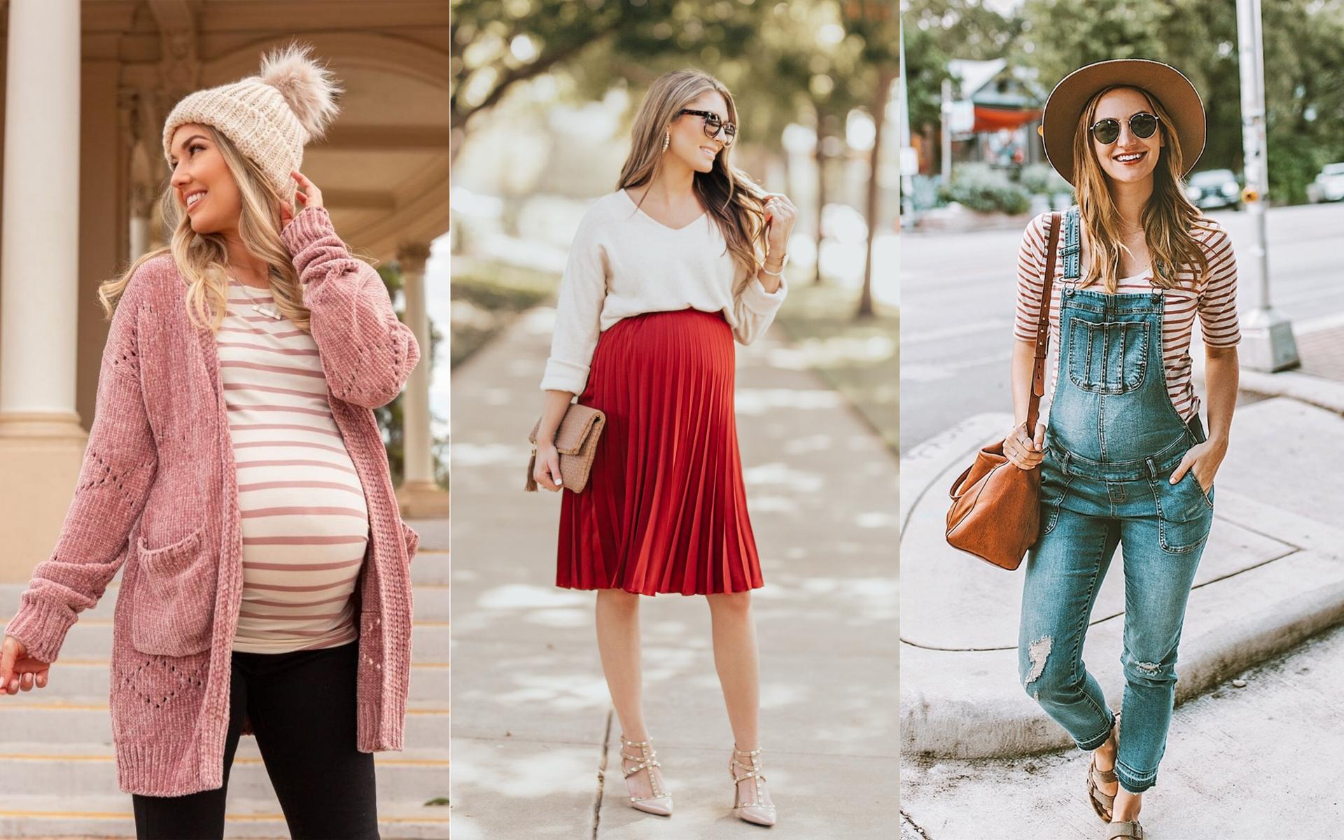 Ropa de embarazada para viajar cómoda